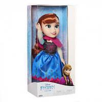 Игровая Кукла для девочек Принцесса Анна Холодное Сердце в волшебном наряде 38 см - Anna Frozen Disney