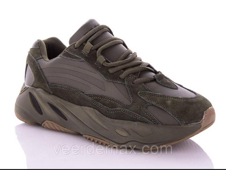 Мужские кроссовки Demax (Yeezy 700) размеры 41 - 46
