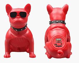 """Портативная колонка """"DOG"""" usb, Bluetooth, microSD, FM 10 Вт (7505HZ), фото 2"""