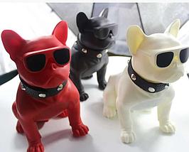 """Портативная колонка """"DOG"""" usb, Bluetooth, microSD, FM 10 Вт (7505HZ), фото 3"""