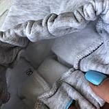Теплый костюм с начесом  на девочку 416. Размер 110 см, 116 см, 122 см, 128 см, фото 4