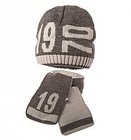 Шапка+шарф MARKO13_GR (048)