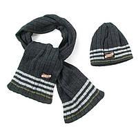 Шапка+шарф PRIMAL INSTINCT (092)