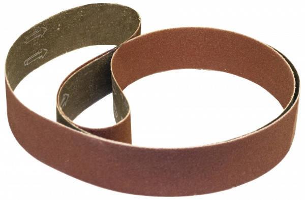 Лента для гриндера 50 x 2000 шлифовальная бесконечная P60, фото 2