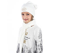 Шапка+шарф Design your style (128)
