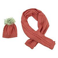 Шапка+шарф MINI MADEMOISELLE (092)
