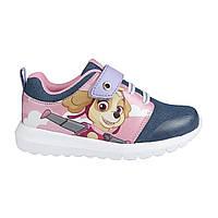 Кроссовки детские Paw Patrol (Щенячий Патруль) для девочки