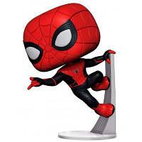 Фигурка Funko Pop серии Человек-паук - Человек-паук в обновленном костюме (39898)