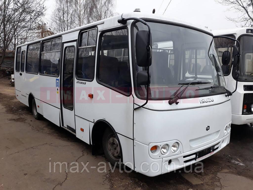 Кузовной ремонт автобусов ATAMAN