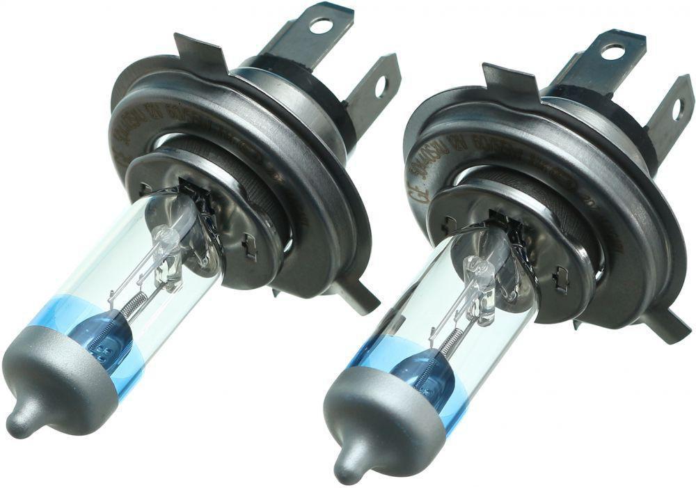 Автолампа галоген GE H4 60/55W 12V (2 шт./картонбокс) Megalight Ultra +90%