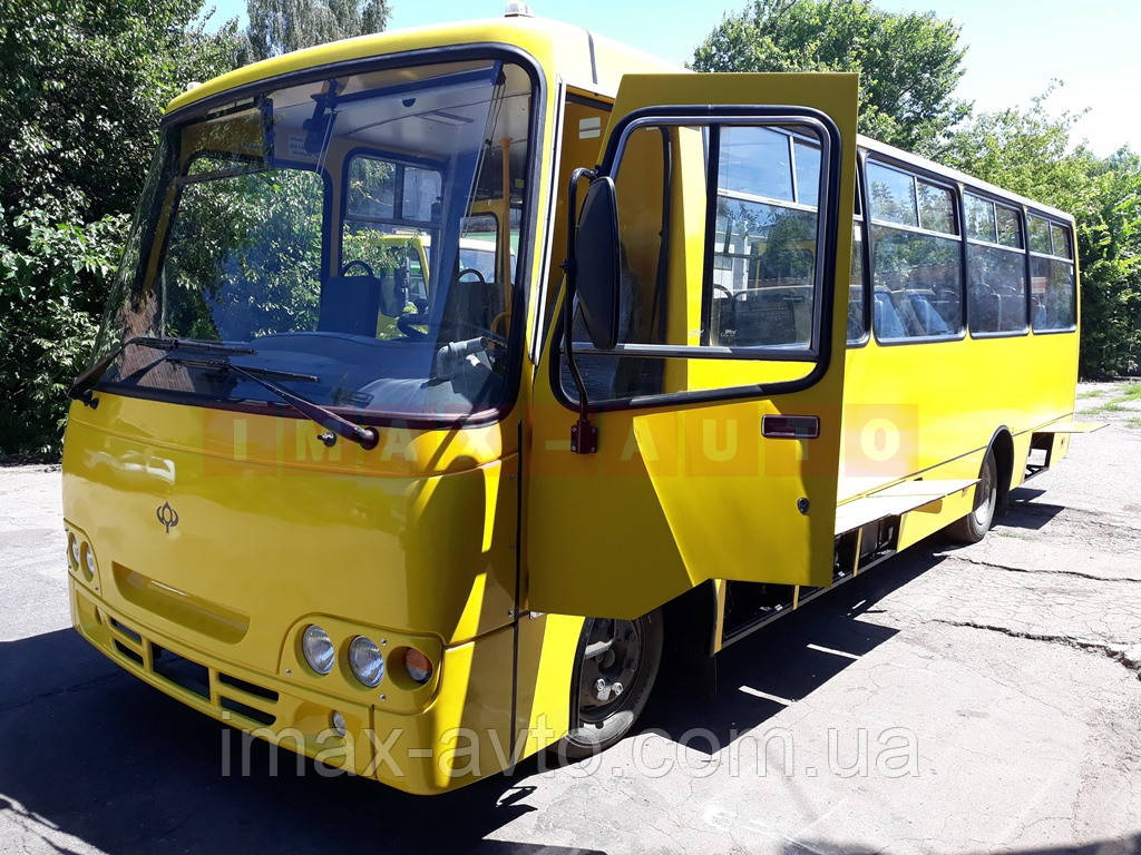 Ремонт кузова автобуса  Богдан А093