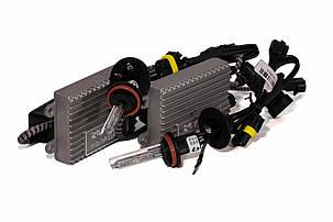Комплект ксенона КВАНТ H11 6000К 24v с блоками AC, фото 2