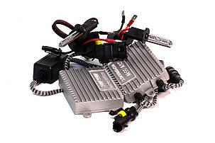Комплект ксенона КВАНТ H3 4300К 24v с блоками AC, фото 2