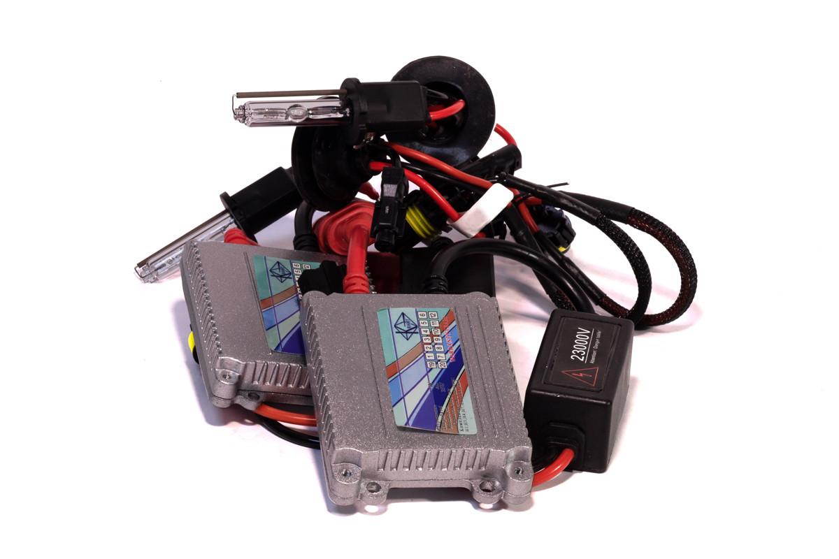 Комплект ксенона КВАНТ H3 5000К 12v с блоками AC