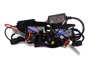 Комплект ксенона КВАНТ H11 5000К 12v с блоками DC, фото 2