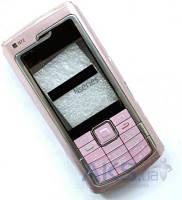 Корпус Nokia N72 с клавиатурой Pink