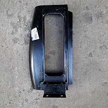 Панель задка угловая ЗАЗ 110550 левая