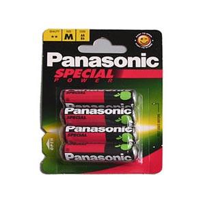 Батарейки АА Panasonic Special (R6REL/4BPU)