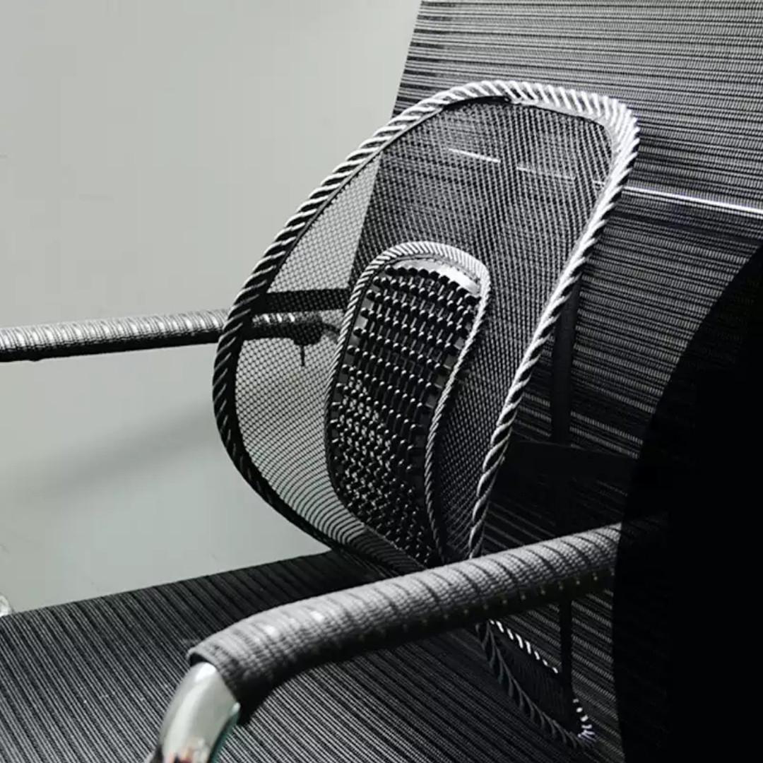Спинка масажер на крісло