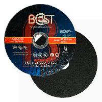 Круг абразивный шлифовальный (зачистной) Best 180x6,0x22,23