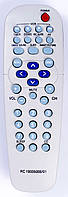 Пульт Philips  RC19335005/01 (TV.VCR) з ТХТ як оригінал