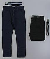 Котоновые брюки на флисе для мальчиков Seagull ,134-164 рр. Артикул: CSQ89935 , фото 1