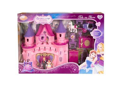 Набор игровой Замок для куклы Набір ігровий «Замок» [SG-2978]