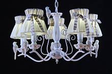Люстра свеча L29370/5 (GWT)