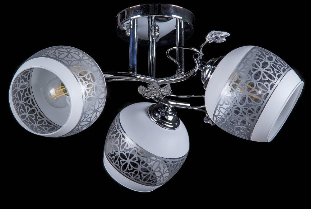 Люстру на 3 лампочки L05340/3 (CR)