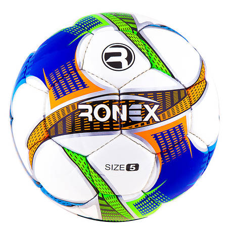 М'яч футбольний DXN Ronex/LT, фото 2