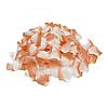 Лепестки роз (уп. 120шт) кораллово-белые