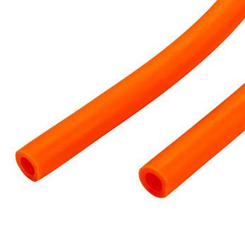 Жгут эластичный трубчатый спортивный 10 м оранжевый FI-6253-6, фото 2