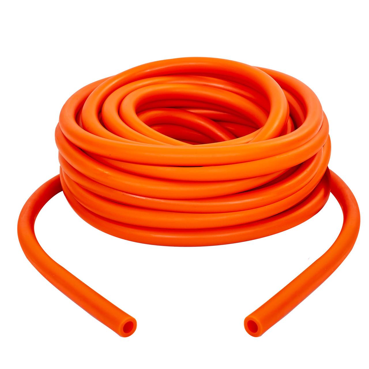 Жгут эластичный трубчатый спортивный 10 м оранжевый FI-6253-6