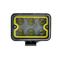 Светодиодная фара рабочего света c ДХО Дальний WL-306 32W EP6+COB SP SW