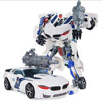 Детская игрушка робот трансформер Полиция 8820B, фото 1