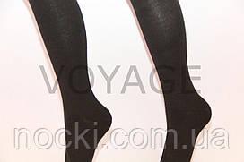 Гольфи жіночі до коліна п\є  НЛ чорні