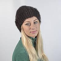 Женская шапка из натурального меха - Андатра (код 29-269)