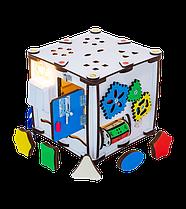 Развивающие кубики(бизикубы)