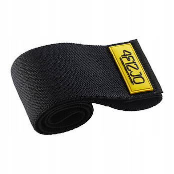 Резинка для фитнеса и спорта тканевая 4FIZJO Hip Band Size S 4FJ0071, фото 2