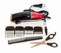 Профессиональная Машинка для стрижки волос от сети Gemei GM 807
