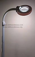 Косметологическая лампа - лупа