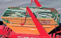 Сетка для контейнеров, прицепов, мусоровозов