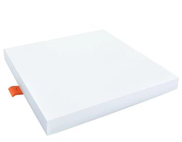 Светильник светодиодный Biom 18Вт квадратный 5000К врезной/накладной
