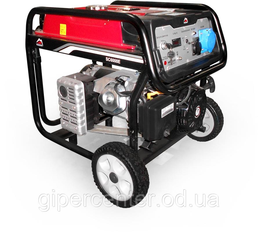 Генератор бензиновый Vulkan SC6000E-II (34171)