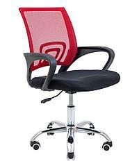 Кресло Спайдер черный/красный, Richman