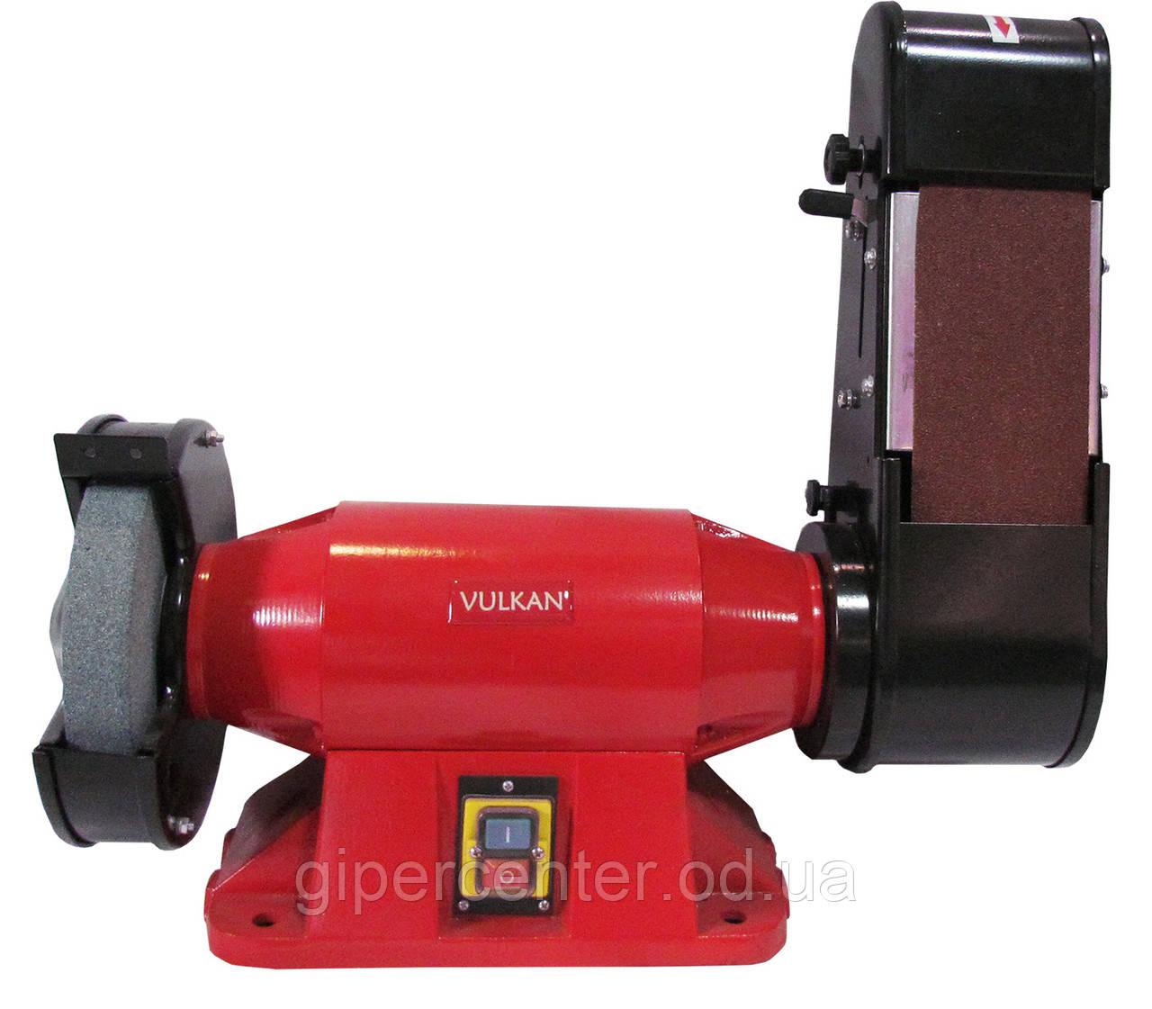 Точильний верстат Vulkan MDB100/200HD