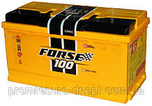 Аккумулятор автомобильный 6СТ-100 Forse,Westa,Inter