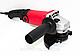 Угловая шлифовальная машина EDON AG 125/1300, фото 5