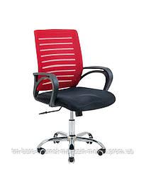 Кресло Флеш черный/красный, Richman