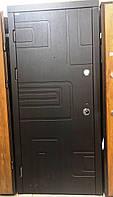 Двері Акцент-Лайт 860*2050 L DG-40 Венге темний 16/10мм (к1582)